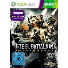 Steel Battalion - Heavy Armor     (Kinect)    XBOX 360    !!!!!! NEU+OVP !!!!!!