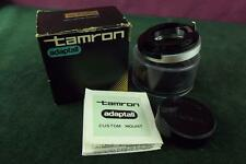 Tamron Adaptall 1:3.5 mount for Konica EE cameras boxed