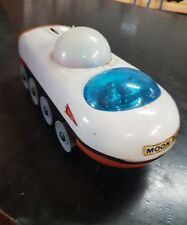 VINTAGE HONG KONG TOY MOON BUS BATTERY OP WORKING..1970-80...T / 21 TOY BRAND ??