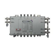 More details for vision ev5-d6s dscr cascade multiswitch, 6 outputs, mains & line powered -122831
