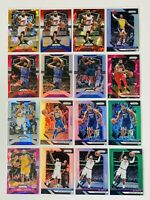 2019-20 Panini Prizm Silver Holo Hyper Cracked Ice SP Lot Los Angeles Lakers