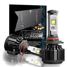 New Cree LED Headlight Kit 9005 HB3 H10 9140 9145 60W 6000K 7200LM Bulb Hi Beams