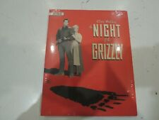 The Night of The Grizzly - Bluray - Region A