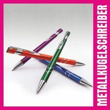 Kugelschreiber mit Gravur | m. METAL | Modell S | ab 50 Stk