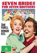 Seven Brides For Seven Brothers  1954  = JANE POWELL HOWARD KEEL =SEALED)