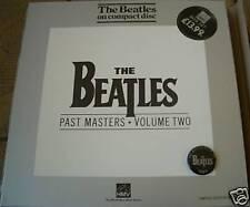 Beatles past Masters 2 HMV BOX-set CD lit. E. No. 4891