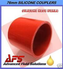 60mm 2 3/8 I.D RED Straight Silicone Hose Coupler Venair Silicon Pipe Coupling