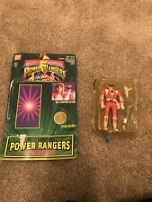 1994 Mighty Morphin Power Rangers Auto Pink Ranger Kimberly (Package Open)