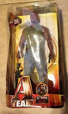 "A-Team 12"" Figure B.A. Baracus Mr T NEW factory sealed 2010"