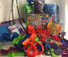 Marble Mania Huge 725 Piece Lot Crazy Trax Skytower Xtreme Dual Velocity 3 Sets