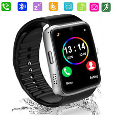 Men Bluetooth Smart Watch SIM Slot Support for Android Samsung Xiaomi MI 9 8 LG