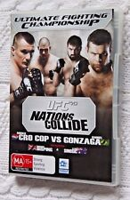 UFC ULTIMATE FIGHTING CHAMPIONSHIP-70: NATIONS COLLIDE (DVD) R-4, LIKE NEW