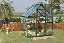 Palram Nature Series Hybrid Hobby Greenhouse - 6 x 4 x 7  Model # HG5504G