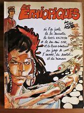 Les Ethiopiques, Hugo Pratt, 1981
