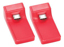 Replacement Charging Dongle Twin Pack for Venom PS4 Docking Station - Red