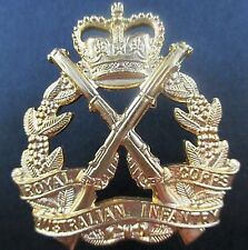 THE ROYAL AUSTRALIAN INFANTRY CORPS HAT BADGE RAR * MADE BY DECIMAL TOOLING