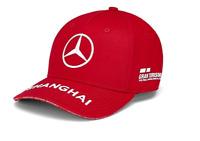 Mercedes Benz F1 Special Edition Lewis Hamilton 2019 Chinese Grand Prix Hat Cap