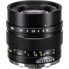 Zhongyi Mitakon Speedmaster 35mm f/0.95 II Lens for Canon EOS M mount M2 M5 M6