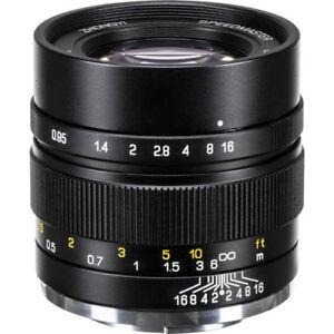 Zhongyi Mitakon Speedmaster 35mm f/0.95 II Lens for Fujifilm XF X pro2 T1 T2 T3
