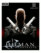 Hitman Contracts Steam Key Pc Game Download Code [Blitzversand]