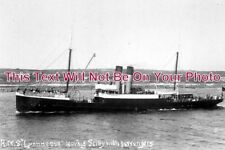 CO 505 - RMS Lyonesse Leaving Scilly Isles, Cornwall - 6x4 Photo