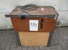 Tischsäge Kreissäge Tischkreissäge Alusäge Metallsäge 380V #0970