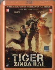 TIGER ZINDA HAI - YRF 2 DISC SET (BLU-RAY & ACD) BOLLYWOOD DVD - Salman Khan.