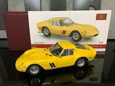 1:18 CMC 1962 Ferrari 250 GTO Yellow M-153 SOLD OUT MODEL RARE