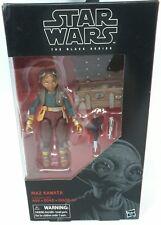 "Star Wars The Black Series 6"" Maz Kanata Action Figure"