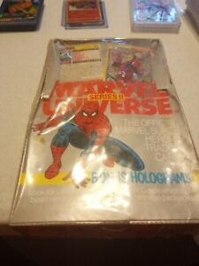 1991 Impel MARVEL UNIVERSE SERIES 2 Trading Cards Factory SEALED BOX 36 PACKS