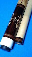 Stunning 1/1 Shawn Putnam Custom Pool Cue 19oz 13mm