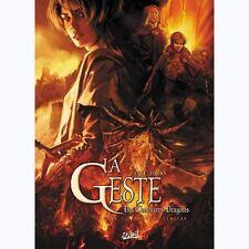 TL La Geste des Chevaliers Dragons Tome 11 Edition Limitée Angoulême 400ex