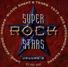 SUPER delle rock star 3 Toto, REO Speedwagon, Kansas, seduttore, Warrant...