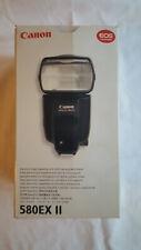 Canon Speedlite 580EX II Shoe Mount Flash - VERY GOOD CONDITION