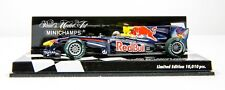 Minichamps Red Bull-Renault RB6 #5 - S. Vettel - F1 World Champion 2010 1/43