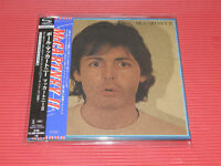 2017 PAUL MCCARTNEY McCartney II  JAPAN MINI LP SHM CD