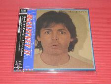 2017 PAUL MCCARTNEY McCartney II  JAPAN MINI LP SHM CD