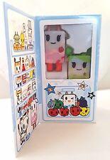 SDCC 2016 Comic Con Tokidoki Exclusive Moofia 3 pack Milk Soya Latte