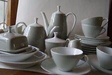 Arzberg Porzellan Art Deco- Bauhaus Tee-Koffee Service
