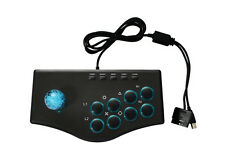 Arcade Fighting Game Controller Joystick Gamepad For USB PC PS2 PS3 Android