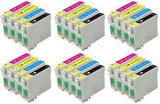 24 encres pour EPSON R240 R245 RX420 RX425 RX430 RX450 RX520 Imprimantes