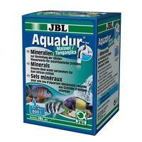 JBL Aquadur Malawi/Tanganjika - 250 g - Mineralien KH Wasserzusatz Pflege