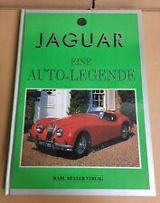 JAGUAR - Eine Auto-Legende - Bildband - Nicky Wright  - 160 Seiten