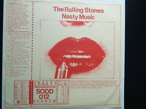 Rolling stones nasty music 2lp