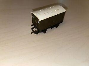 Used Hornby Thomas Train OO HO 1985 CLOSED VAN Wagon RARE USA SELLER Bachmann!!!