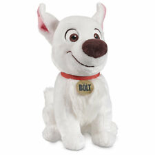 "DISNEY Store PLUSH BOLT Dog MEDIUM 14"" NWT"