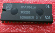 Dual 16-bit DAC IC PHILIPS DIP-28 TDA1541A S1 CROWN 100%Genuine (Copper option)