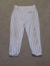 Goose Gossage Game Worn Signed Pants 1975 Chicago White Sox HOF