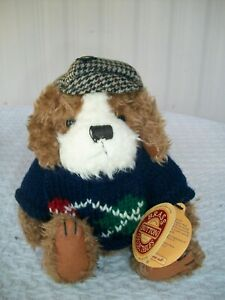 """Brass Button Collectibles (Pickford) ~Augie-Dog Of Friendship ~ 11"""" Tall ~ w/Tag"""