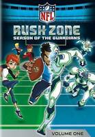 NFL Rush Zone: Season of the Guardians, Vol. 1 (DVD, 2013)